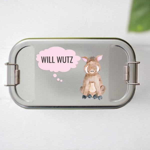 Will Wutz sagt der Westerwälder