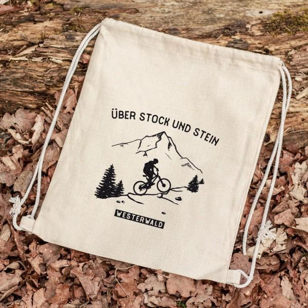 Turnbeutel Sportbeutel Rucksack Outdoor MTB Biker Fahrradfahrer biken